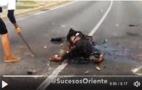 """Image - La oposición venezolana al estilo del Estado Islámico: queman vivos a otros dos hombres por ser presuntos """"chavistas"""""""