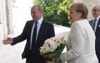 Image - Merkel se reúne con Putin en medio de la creciente tensión entre EE.UU. y la UE