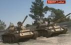 Image - Milicianos abandonan auténticos arsenales de armas en Siria en su huida