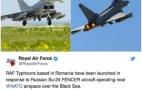 Image - La OTAN y la «intercepción» de aviones rusos