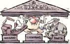 Image - Análisis. La banca en la sombra: una bomba de relojería de 70 billones de dólares