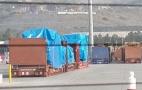 Image - ¿Armas para quién? Un buque estadounidense cargado de armas llega al puerto de Iskenderun en Turquía. Cuestiones sobre el ISIS