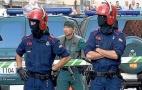 Image - Los choques entre Ertzaintza, Policía y Guardia Civil se disparan hasta niveles sin precedentes